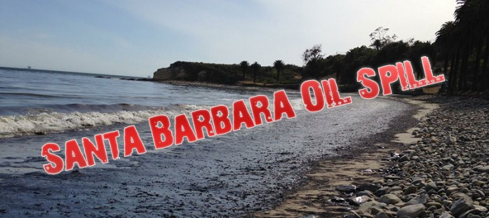 santa barbara oil spill